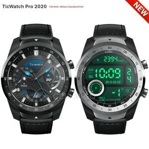"TicWatch Pro 2020 1.39"" Fitness Smartwatch IP68 Water Resistant w/ Wear OS"