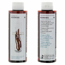 Korres Shampoo For Oily Hair Deep Cleansing With Liquorice & Urtica 250ml