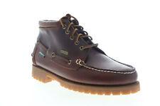 Sebago рейнджер середина водонепроницаемый 7002IN0 мужские коричневые широкие повседневное платье сапоги обувь
