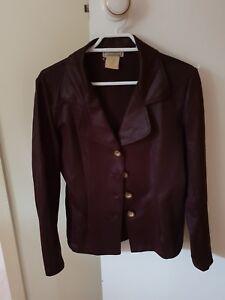 Vintage Versace Jacket Blazer SMALL MEDIUM