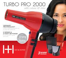 Annie Ceramic Turbo Pro-2000 Hair Dryer #5839