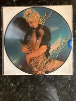 Rod Stewart - Blondes have more fun. Vinyl Picture Disc, Original Pressing 1978