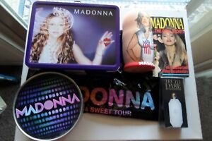 Madonna Collectibles Lunchbox Nesting Doll Truth or Dare Confessions Box Book VH