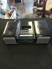 iHome iH5B Radio Alarm Clock iPod Dock Speaker Charging Station Apple