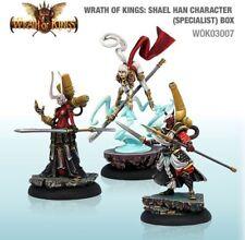 Wrath of Kings House Shael Han Character Box #2 (3) (WOK03007)