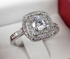 Handmade Solitaire with Accents Fashion Rings