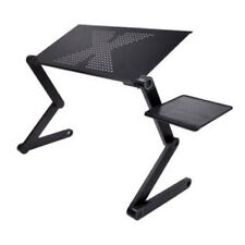 Portable Foldable Adjustable Laptop Desk Computer Table Stand Tray For