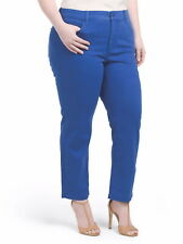 Not Your Daughters Jeans NYDJ Tummy Tuck Bluebell Ankle Jeans 24w