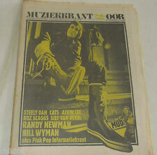 OOR # 10 1974 MUD BILL WYMAN RORY GALLAGHER THE CATS DAVID CASSIDY DAVID BOWIE