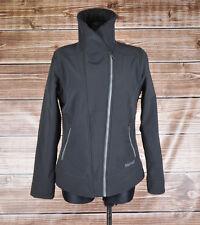 Marmot Fur Long Neck Women Jacket Size L, Genuine