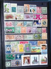 COLLECTION OF BARBADOS STAMPS