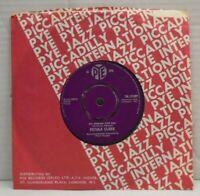 "Petula Clark - My Friend The Sea - 45 RPM 7"" vinyl single 1961 PYE 7N 15389"