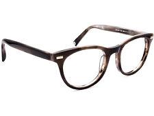Warby Parker Eyeglasses Sinclair 150 Marble Gray Horn Rim Frame 49[]19 145