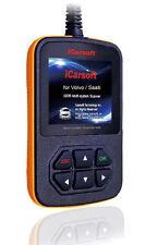 iCarsoft OBD2 OBDII Scanner Tool Code Reader Diagnostic ECU DTC CEL Porsche NEW