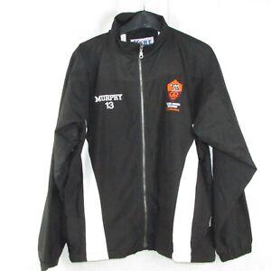 VTG MENS KOBE CLUB ROMA SOCCER MURPHY 13 FOOTBALL FULL ZIP TRACK TOP JACKET S