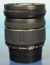 Tamron 3.8-5.6/28-200mm Objektiv lens objectif Minolta AF/Sony - (42627)