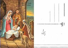 Buon Natale & Felice Anno - Merry Christmas & Happy Year (A-L 017)