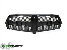 2011-2014 Dodge Charger R/T Super Track Honeycomb Radiator Grill Insert OEM NEW