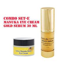 Active BEE VENOM Gold SERUM+ Manuka Honey Eye Cream -New Zealand