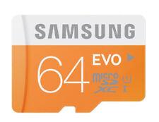 Samsung EVO 64GB 320x - microSDXC Card - OEM - MB-MP64DA/AM