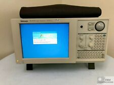 Tla 715 Tektronix Logic Analyzer Mainframe With Tla 7aa4 Amp Sw Disks Ser B030896