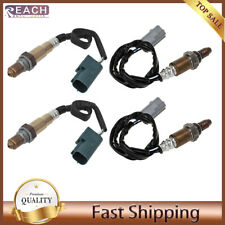 4pcs AFR Oxygen O2 Sensor 1,2 Up+Downstream for 2008-2013 Nissan Titan V8-5.6L