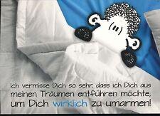 96031 / Sheepworld Postkarte … um Dich wirklich zu umarmen !