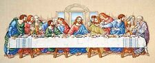 "Janlynn Counted Cross Stitch Kit 26"" x 10"" ~ THE LAST SUPPER  #1149-11 Sale"