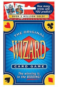 NEW - The Original Wizard® Card Game by U.S. Games System