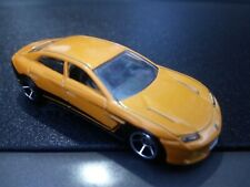 HOT WHEELS MATTEL LAMBORGHINI ESTOQUE' ORANGE/BLACK STRIPE 2011
