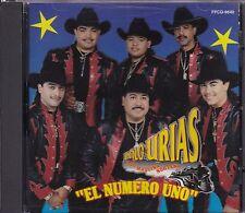 Polo urias El Numero Uno CD NEW NUEVO abierto