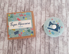 Craft Tape Measure 150cm Vintage Sewing Gift For Her Dressmaking Retractable