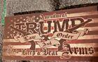 TRUMP 2024 BUMPER STICKER....ANTI BIDEN. IMPEACH SLEEPY JOE!!! PROUD PATRIOT!!!!