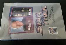 Star Trek Sealed Trading Cards Box skybox