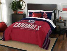 St. Louis Cardinals Bedding Full/Queen (Grand Slam) OFFICIAL MLB