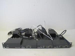 LOT EXTRON P/2 DA2xi VGA QXGA DISTRIBUTION AMPLIFIER VGA 33-789-01 MDA 3AV MOUNT