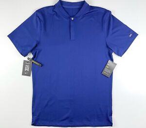 Nike TW Tiger Woods Blade Golf Shirt BV9219-492 XL $85