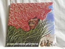 "JIMI HENDRIX Merry Christmas & Happy New Year 10"" vinyl LP EP Buddy Miles"