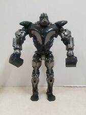 "Jakks Pacific 2011 ZEUS KING ROBOT Real Steel Movie Deluxe 7.5"" Action Figure"