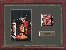 TOMMY THE WHO ROGER DALTRY FRAMED 35MM FILM CELL