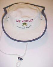 Ace Ventura III Orlando Film Crew 2007 White Outdoor Safari Pre-Clip Hat New