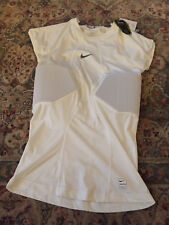 NWT Nike Pro Hyperstrong Football Padded White Shirt - XL