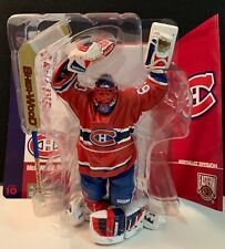Jose Theodore - Montreal Canadians NHL McFarlane Series 10 from 2005 Red Jersey