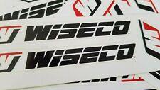 WISECO PISTONS DECAL STICKER CHEVY FORD MOPAR RACE DIRT BIKE ATV MOTOCROSS