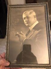 Vintage Photograph Picture Frame 7 1/4X 10 3/4�.