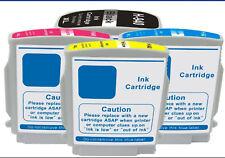 4X  HP940 940XL compatible ink with chip C4906AA C4907AA C4908AA C4909AA set