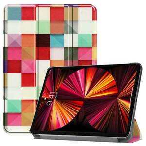 For iPad Pro 11 2021 2020 2018 Case Cover Flip Magnetic Folding Stand Safe Smart