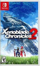 Xenoblade Chronicles 2 (Nintendo Switch, 2017) BRAND NEW