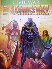 Civil WAR - X-Men Pantera Nera parte 2 di 2 ed. Marvel Italia Panini  [G.156]