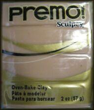 Premo Sculpey Polymer Clay 57g (2oz) Beige